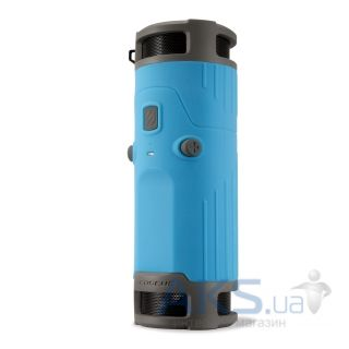 Колонки акустические Scosche boomBOTTLE (BTBTLBL) Blue and Grey