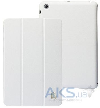 Чехол для планшета JustCase Leather Case For iPad mini White (SS00013)