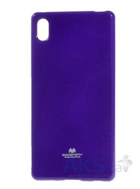 Чехол Mercury Jelly Color Series Sony Xperia Z3+ E6553, Xperia Z3+ E6533 Dual Violet