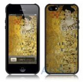 Вид 4 - Чехол Araree AMY Arts Apple iPhone 5, iPhone 5S, iPhone SE Adele Bloch