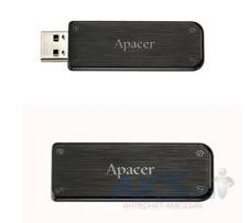 Флешка Apacer AH325 4Gb Black