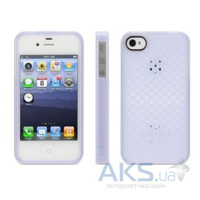 Чехол Griffin iClear Air Lavender for iPhone 4 | 4S (GB03167)
