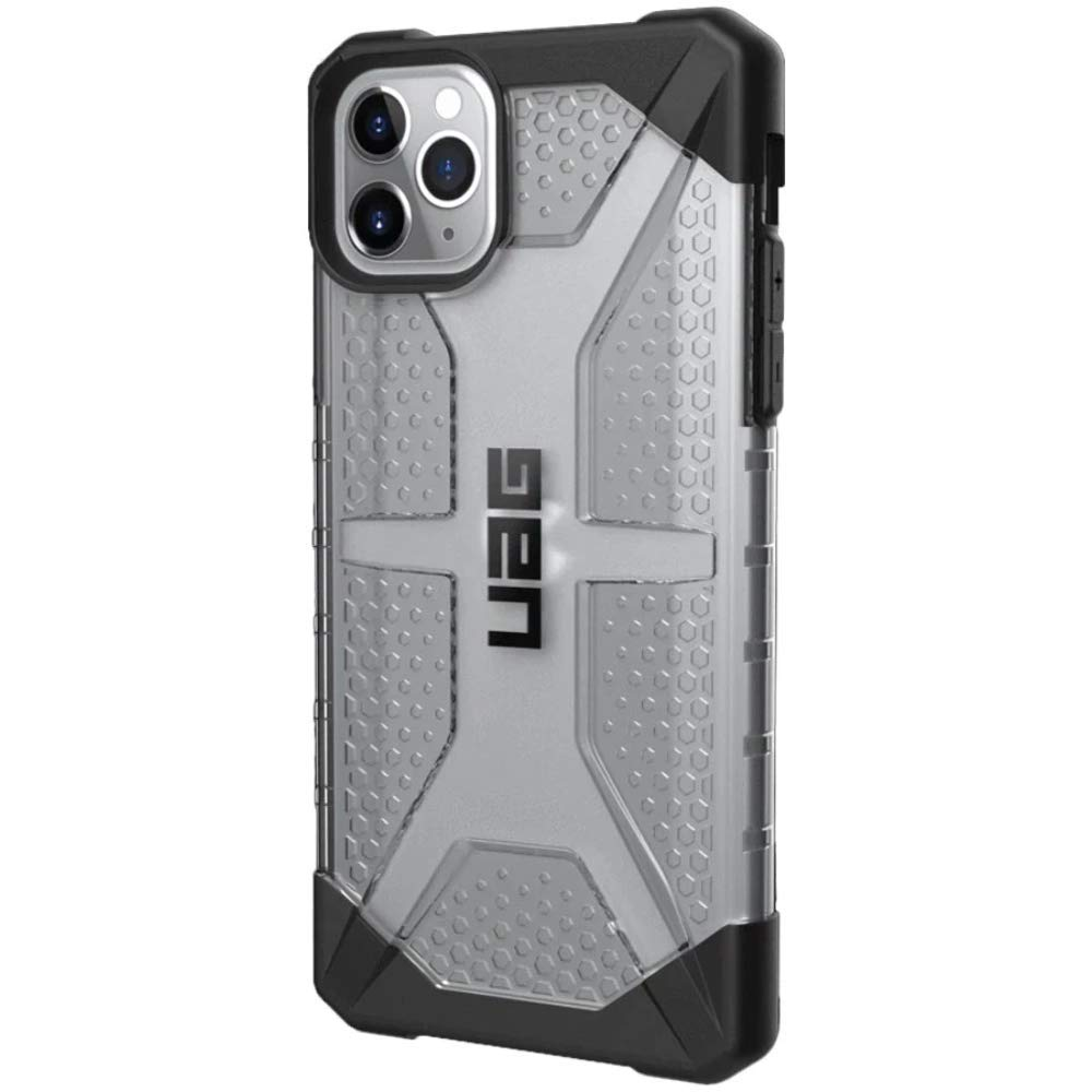 Чехол UAG Plasma Apple iPhone 11 Pro Max Ice (High Copy)