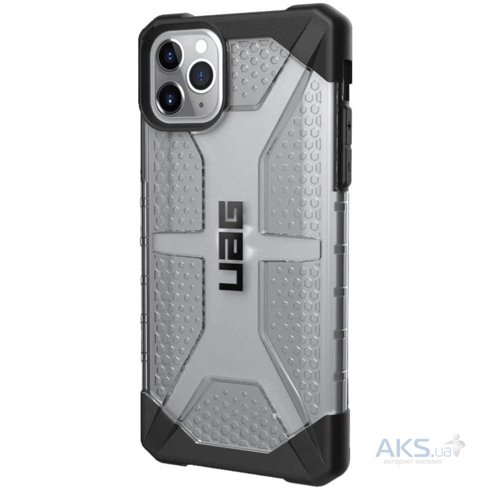 Чехол UAG Plasma Apple iPhone 11 Pro Max Ice (High Copy) - фото 3