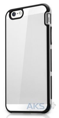 Чехол ITSkins Venum Reloaded for iPhone 6/6S Black/Silver (APH6-VNRLD-SLBK)