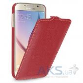 Чехол TETDED Leather Flip Series Samsung G920 Galaxy S6 Red