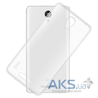 Чехол Original TPU Ultrathin Series для Meizu M2 Mini Transparent