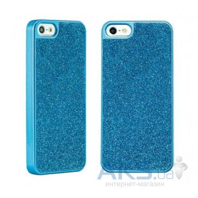 Чехол Star5 Bright Color Series Apple iPhone 5, iPhone 5S, iPhone 5SE Blue