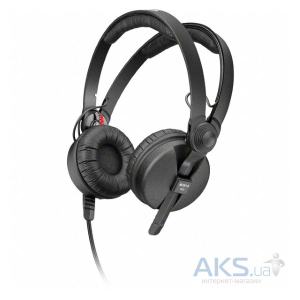 Наушники Sennheiser HD 25 PLUS Black