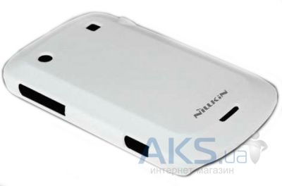 Чехол Nillkin Super Frosted Shield Bleckberry 9900, 9930 White
