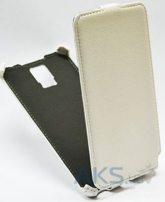 Чехол Armor flip case for Samsung G800 Galaxy S5 mini White