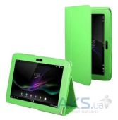 Вид 3 - Чехол для планшета TTX leatherette case Sony Xperia Tablet Z Light green