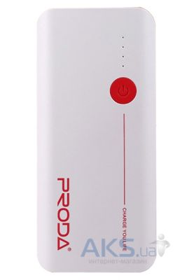 Повербанк power bank Remax Proda V10 Jane 20000mAh RED