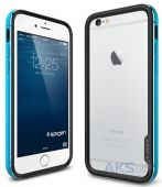 Вид 2 - Чехол SGP NEO Hybrid EX Apple iPhone 6, iPhone 6S White Blue