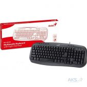 Вид 2 - Клавиатура Genius KB-M200 USB (31310049110)