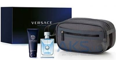Versace pour Homme Набор 100 ml + 100 ml