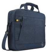 "Сумки для ноутбуков Case Logic Huxton Attache 14"" (HUXA113B) Blue"