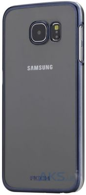 Чехол Rock Neon Series Samsung D920F Galaxy S6 Navy Blue