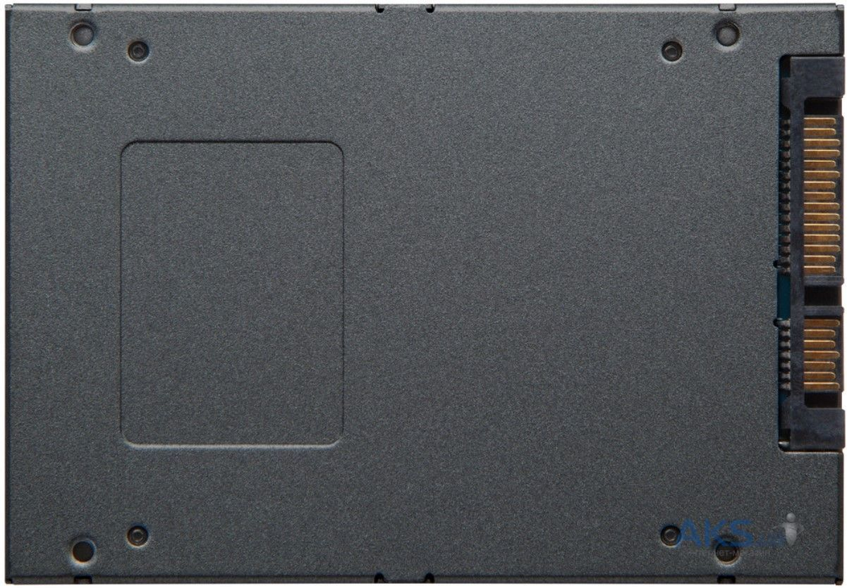 Накопичувач SSD Kingston A400 240 GB (SA400S37/240G) - фото 2