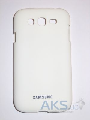 Чехол Plastic cover case for Samsung i9080 Galaxy Grand/i9082 Galaxy Duos White
