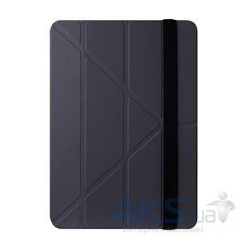 Чехол для планшета Ozaki O!coat Slim-Y 360° Multiangle for iPad Air Dark Grey(OC110DG)