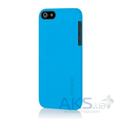 Чехол Incipio feather for iPhone 5/5s Cyan Blue