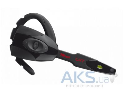 Bluetooth-гарнитура Trust GXT 320 Bluetooth Headset Black
