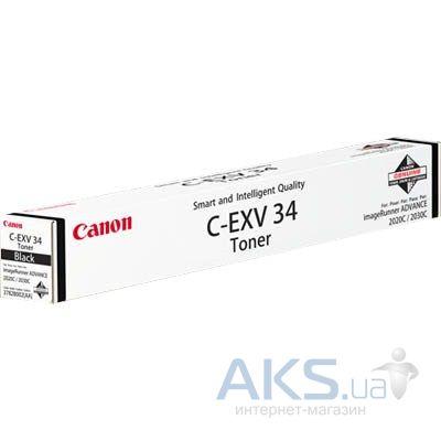 Тонер Canon C-EXV50 BK