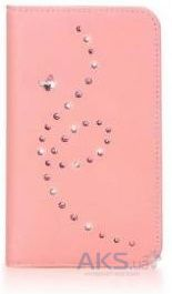 Чехол Bling My Thing Mystique Papillon Flip for Samsung i9500 Galaxy S4 Pink (BMT-MYS-PP-PKL-FC-GS)
