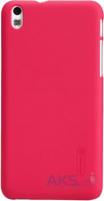 Чехол Nillkin Super Frosted Shield HTC Desire 816 Red