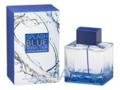 Antonio Banderas Splash Blue Seduction for Men Туалетная вода 100 ml
