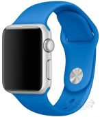 Ремешок для iWatch 38mm Sport Band Royal Blue (size L)