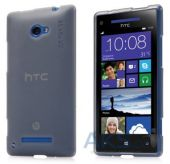 Чехол Capdase Soft Jacket Xpose Tinted for HTC 8S Rio A620e Black (SJHCA620E-P201)