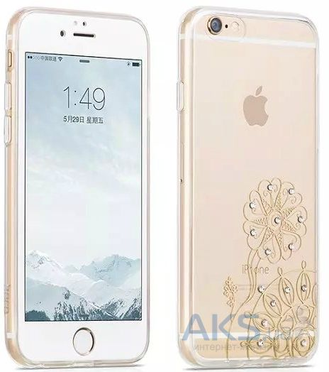 Чехол Hoco Super Star Series Apple iPhone 6, iPhone 6S Shining Diamond Windmill