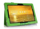Чехол для планшета Asus leatherette case Transformer Pad TF303C/TF303CL Green