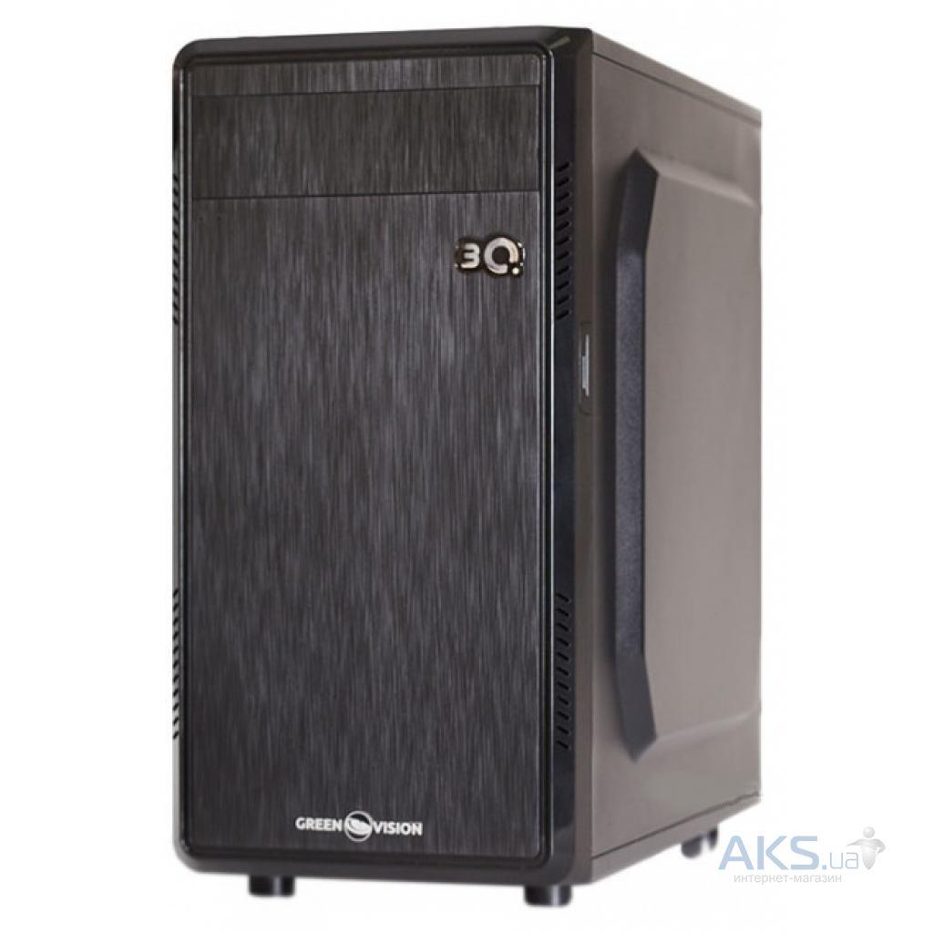 Системный блок HP ProDesk 400 G4 (1JJ53EA) i3-7100 (3.9)/4GB/500GB/Int: Intel HD630/DVD-RW/KB+M/DOS (Black)