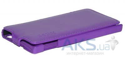 Чехол Sirius flip case for Lenovo Vibe X2 Purple