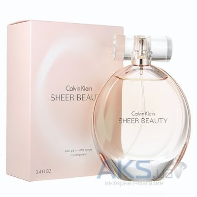 Calvin Klein Sheer Beauty Туалетная вода 50 ml