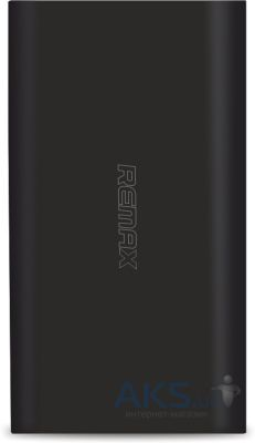 Внешний аккумулятор power bank Remax Vanguard Power Bank 10000mAh Black