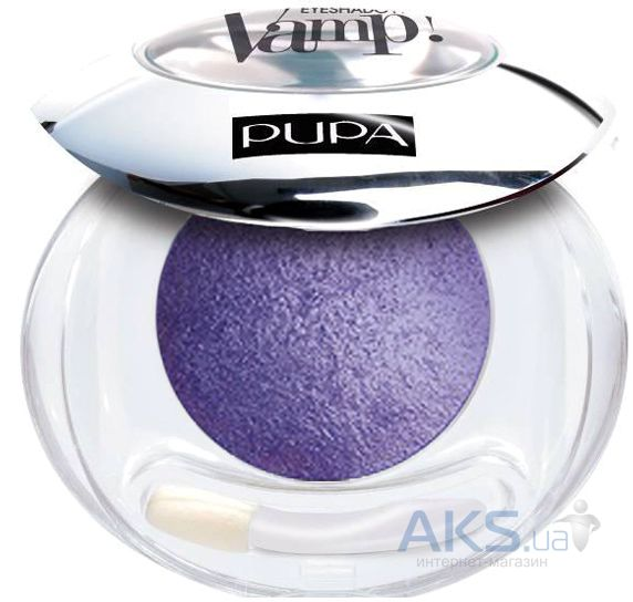 Тени Pupa Vamp Wet & Dry Eyeshadow №104 Лаванда