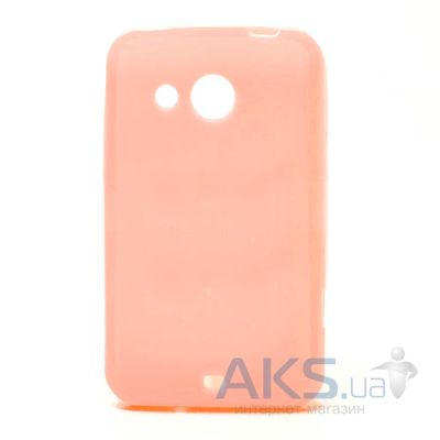 Чехол Original TPU Case HTC Desire 200 Pink