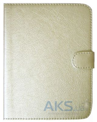 Обложка (чехол) Saxon Case для PocketBook Touch 622 Classic White