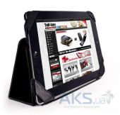 Вид 3 - Чехол для планшета Tuff-Luv Type-View Series Leather Case Cover for iPad 2,3,4 Black (C12_30)