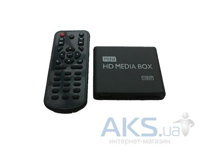 Медиаплеер Media Box Mini HD