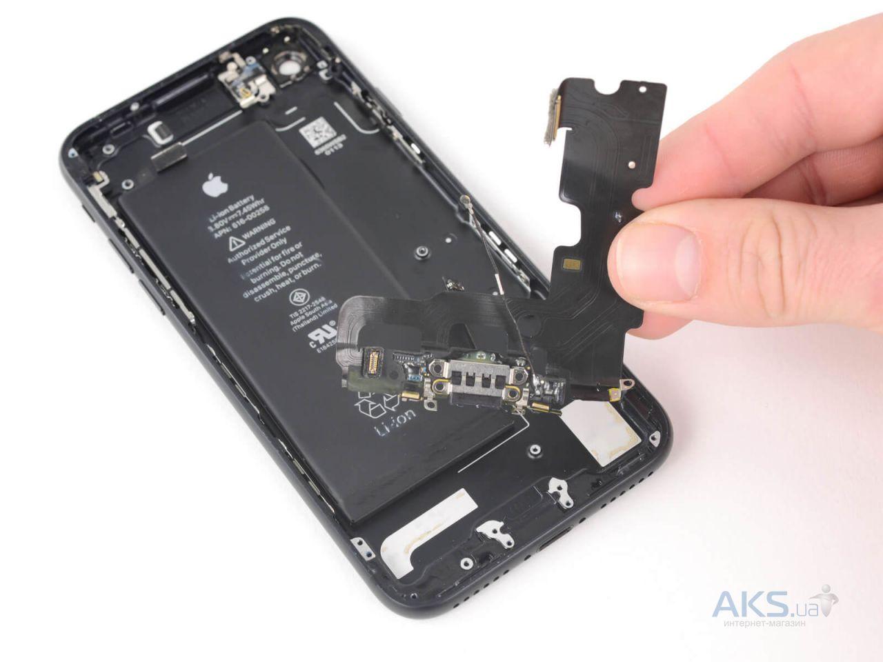 замена кнопки home iphone 7 киев цена