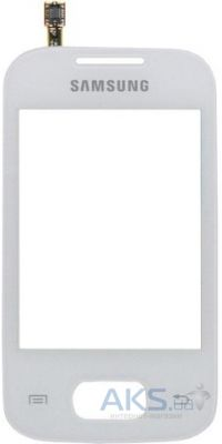 Сенсор (тачскрин) для Samsung Galaxy Pocket S5300, Galaxy Pocket Duos S5302 Original White