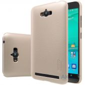 Чехол Nillkin Super Frosted Shield Asus Zenfone Max ZC550KL Gold