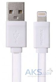 Кабель USB REMAX Color Lightning Cable 1.5M White