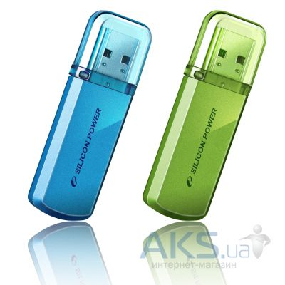 Флешка Silicon Power Helios 101 16Gb Blue