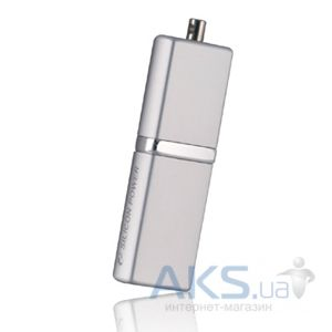 Флешка Silicon Power Lux 710 (mini) 4Gb (SP004GBUF2710V1S) Silver